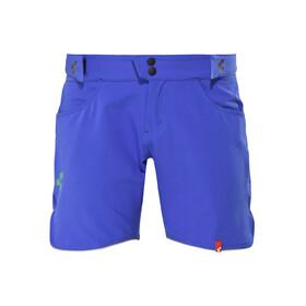 Cube Tour WLS Shorts Damen blue'n'green